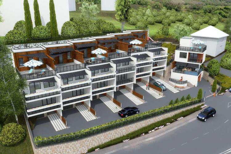 Комплекс жилых коттеджей «Sunrise-resort»
