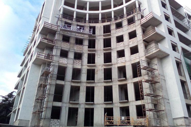 Жилой комплекс «Ялта Плаза» в Ялте