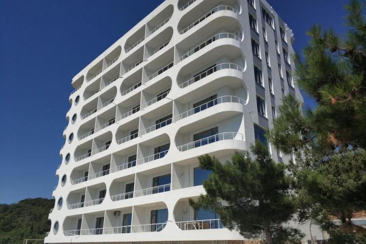 1 комнатная квартира в новом жилом комплексе «Ласточкино» в Гаспре